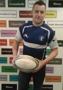 Tommo Englegardt came out of retirement to earn his man of the match award