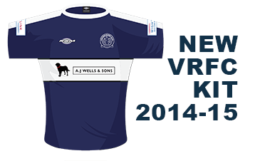 ventnor rfc kit 2014-15