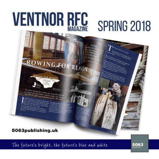 VRFC magazine spring 2018 mockup spread 2500