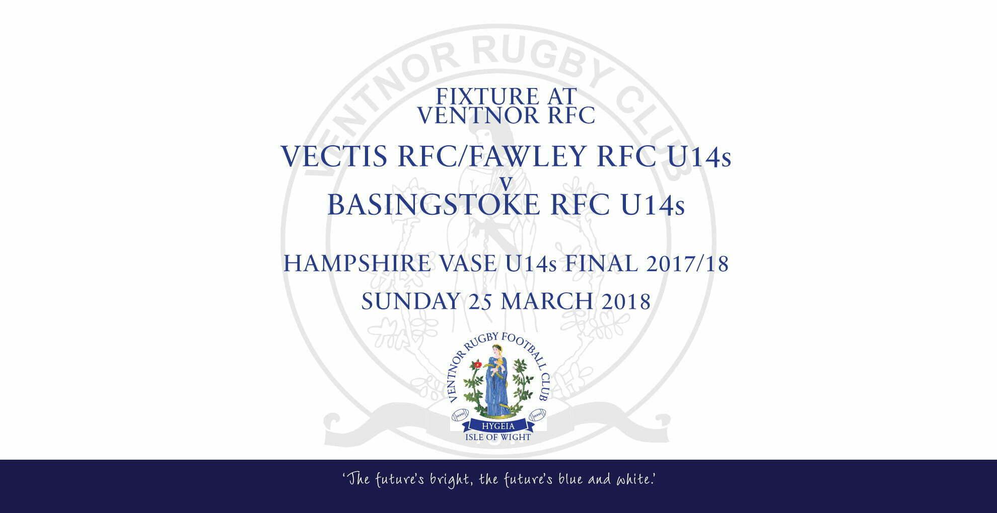 Hampshire VASE U14s Final 2017/18