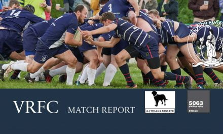 Match report: Sandown & Shanklin 1st XV RFC 63-17 Ventnor RFC 1st XV, 16 Sept 2017
