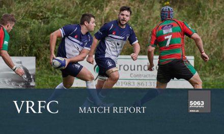 Match Report: Ventnor 1st XV 5-80 Millbrook 1st XV, Saturday 9th September 2017