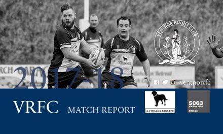 Match report: Ventnor 1st XV v Ellingham & Ringwood 1st XV, 07/10/2017
