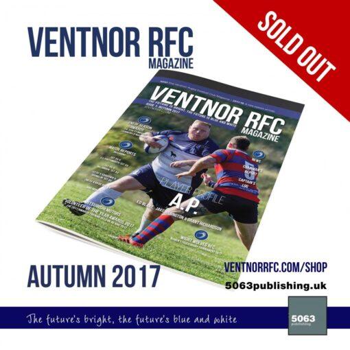 ventnor rfc magazine autumn 2017 mockup spread 2500