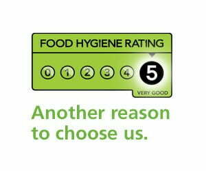 Ventnor RFC Food Hygiene Rating: