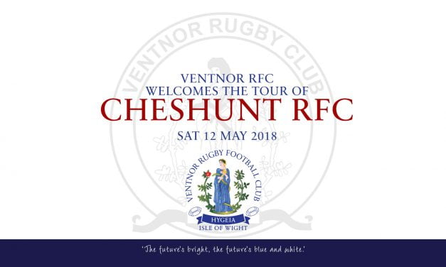 Match report: Ventnor RFC XV v Cheshunt RFC, 12/05/2018