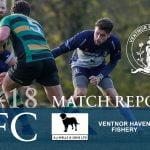 Match report: Ventnor 1st XV v Alresford 1st XV 10/03/2018