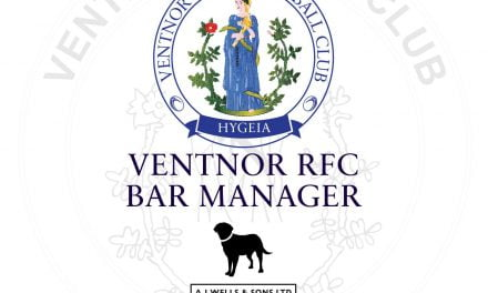 Vacancy for 2018/19 Season: Ventnor RFC Bar Manager