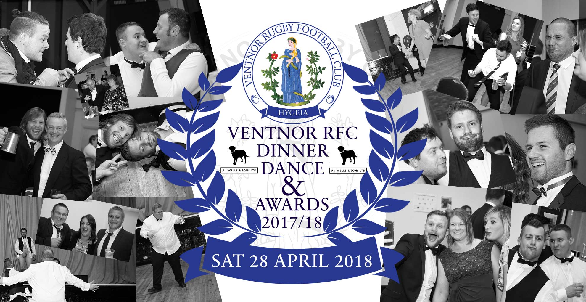 Ventnor RFC End of Season Dinner Dance & Awards 2017-18