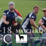 Match report: Ventnor RFC 2nd XV v Alton RFC 2nd XV, 07/04/2018