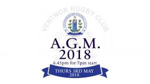 ventnor rfc agm-2018