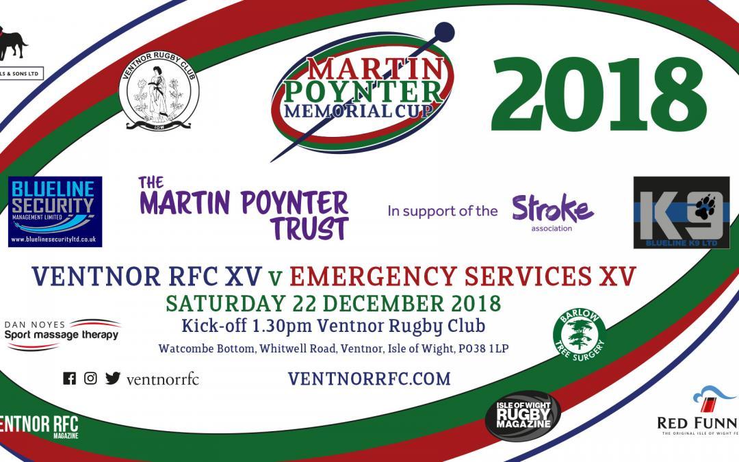 Martin Poynter Memorial Cup 2018 – Raffle Prizes