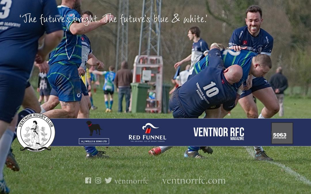 Match report: Overton RFC 1XV 74 – 10 Ventnor RFC 1XV, 23 March 2019