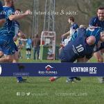 Match report: Overton RFC 1XV 74 – 10 Ventnor RFC 1XV, 23 March 2019