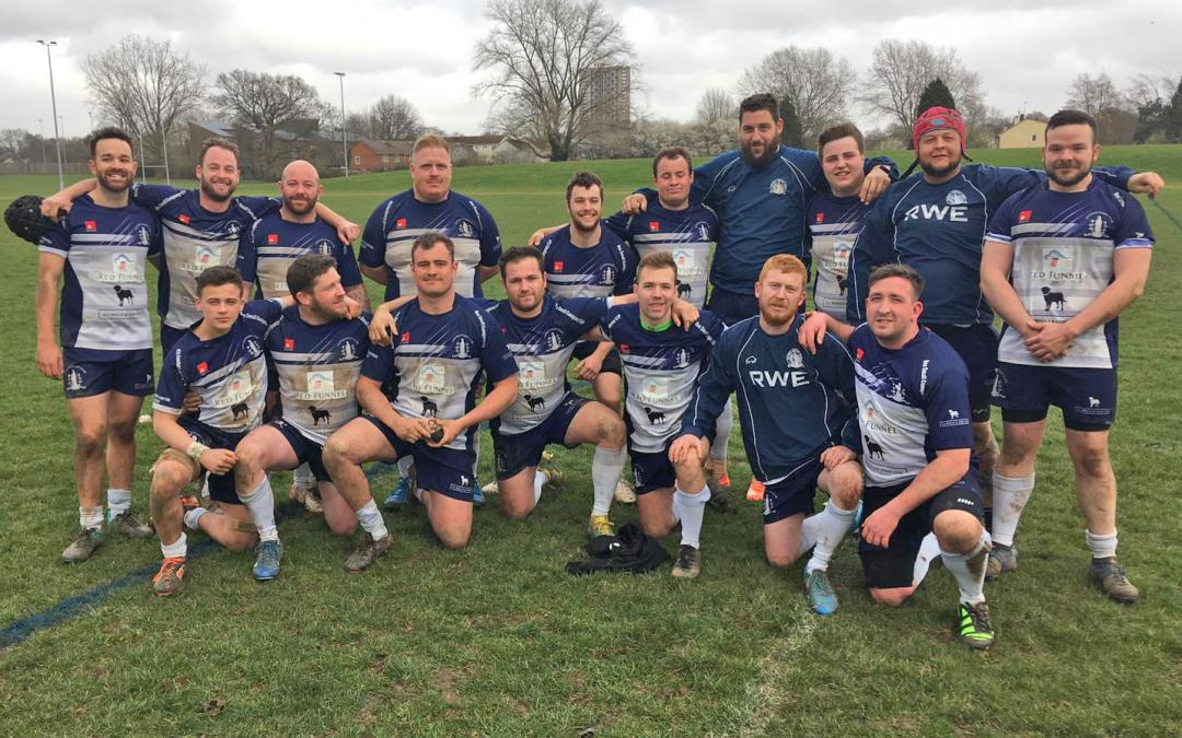 Match report: Southampton RFC 1XV 45 -30 Ventnor RFC 1XV, 2 March 2019