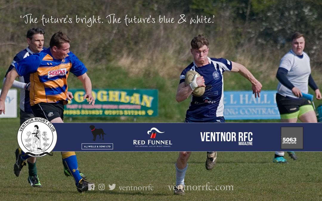 Match report: Ventnor RFC 1XV 19-27 Romsey RFC 1XV, 30 March 2019