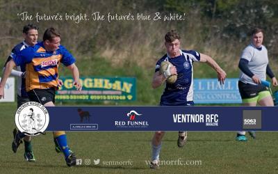 Match report: Ventnor RFC 1XV 19-27 Romsey RFC 1XV, 30 March 2019