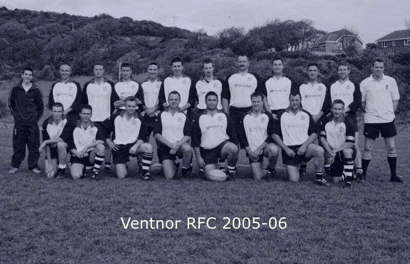 ventnor rfc 2005-06 season