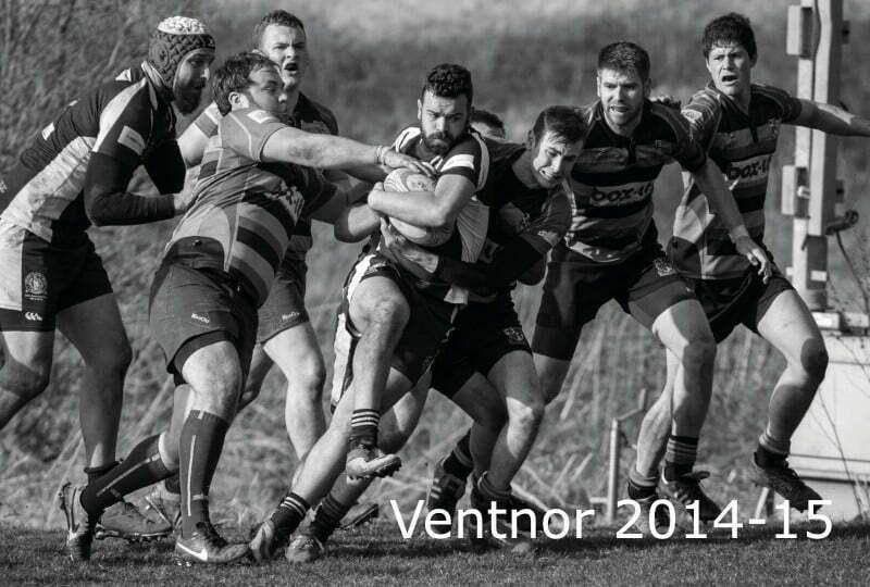 ventnor rfc 2014-15 season