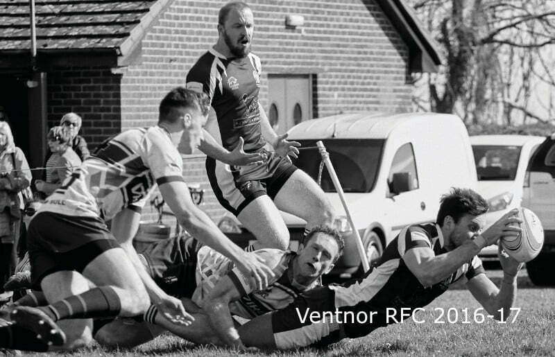 ventnor rfc 2016-17 season