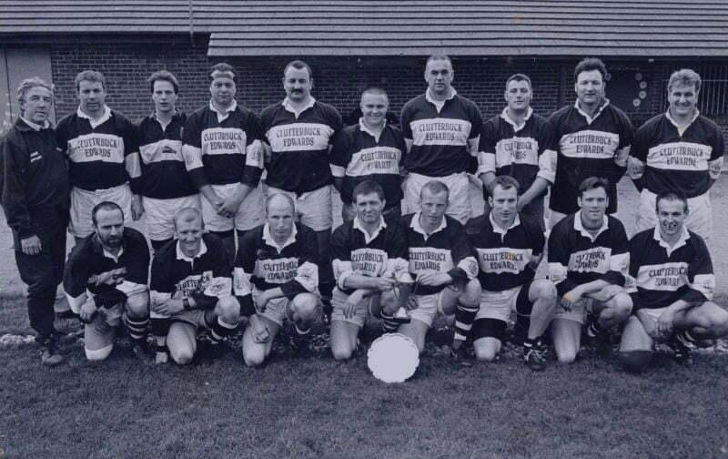 ventnor rfc team photo 1990s